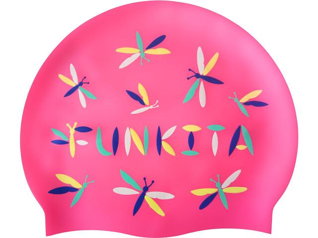 Funkita Silicone Swimming Cap, fly dragon